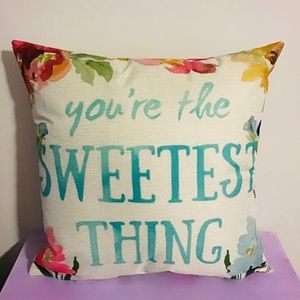 Cushion & Insert -Your The Sweetest Thing - New